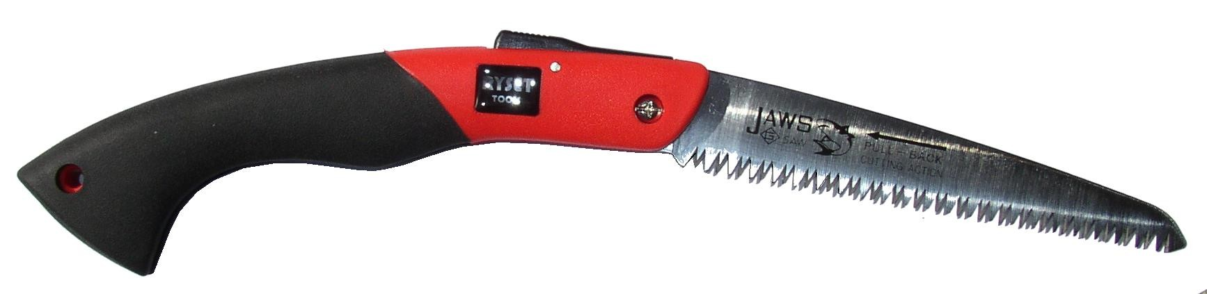 "RYSET ""JAWS"" FOLDING SAW - GD211"
