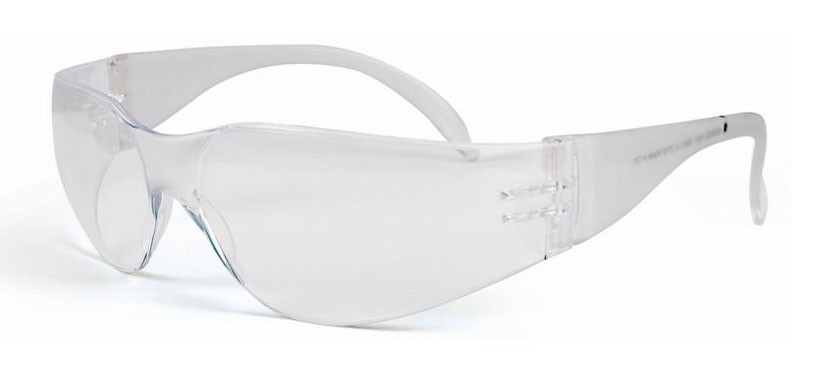 SAFETY GLASSES – CLEAR                                               GD231