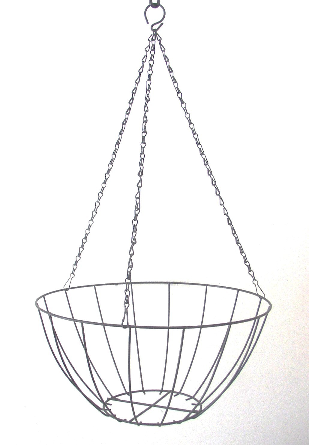 Ryset Aust 400mm STANDARD WIRE HANGING BASKET & LINER GDP434 Quality ...