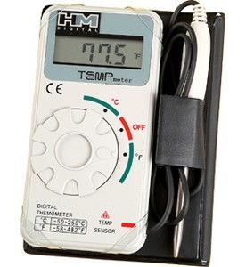 HM FLEXIBLE PROBE THERMOMETER GT019