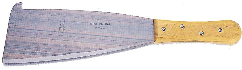 "TRAMONTINA 11"" CANE KNIFE/CAULIFLOWER CHOPPER"