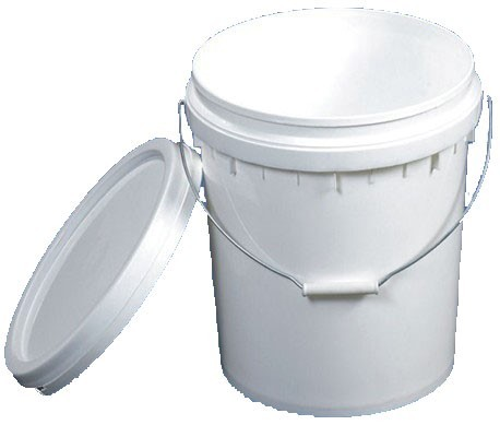 Ryset Aust 15 Litre White Food Grade Bucket Quality Tools For