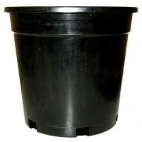 140mm STD BLACK POT
