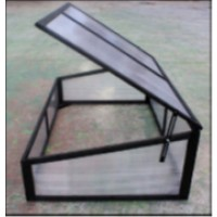 WOODEN COLD FRAME / GREENHOUSE