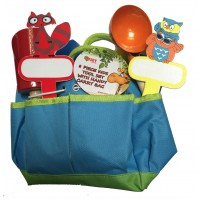 8 PIECE KIDS TOOL SET - BLUE