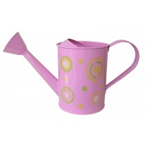 KIDS METAL WATERING CAN (PINK)