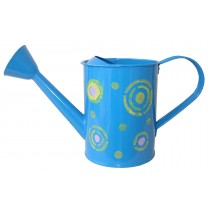 KIDS METAL WATERING CAN (BLUE)