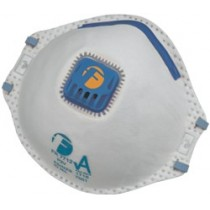 P2 VALVED DUST/ MIST RESPIRATORS   Pack of 10      GD134