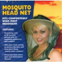 MOSQUITO / FLY  HEAD NET                                              GD279