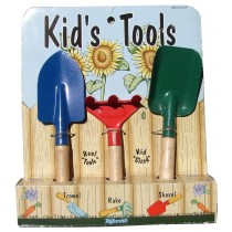 3 PIECE KIDS TOOL SET