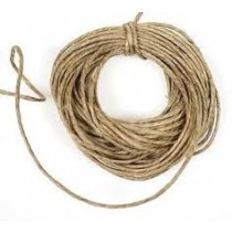 TWIST TIE JUTE & WIRE – 5 METER CARDED                 GD725