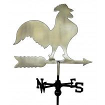 FLAT BRASS WEATHER VANE GD983