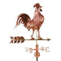 ROOSTER WEATHER VANE GD988