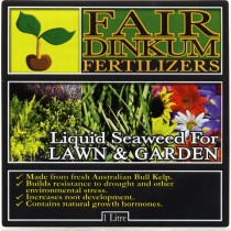 LIQUID SEAWEED FOR LAWN & GARDENS 500ml