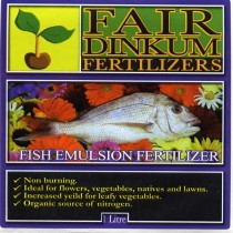 FISH EMULSION 500ml