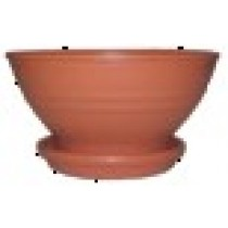 290mm INTERCOTTA PLASTIC BOWL GDP132