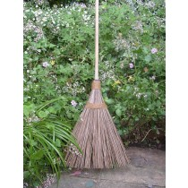 EKAL WICKER BROOM