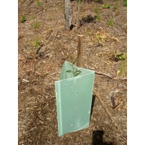 WELDED FLUTED PLASTIC TREE GUARDS                   GDS157