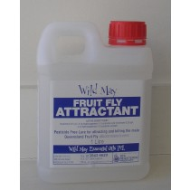 WILD MAY FRUIT FLY ATTRACTANT - 1 Litre               GPM126