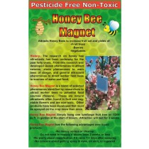 HONEY BEE MAGNET                                                       GPM132