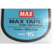 15UM MAX PVC TAPE                                                           GT752