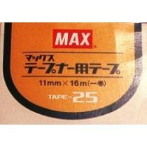 25UM MAX PVC TAPE                                                           GT753