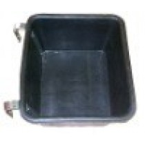 30 LITRE MOUNTED FEED BUCKET