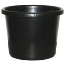 15 LITRE BLACK SHRUB TUB
