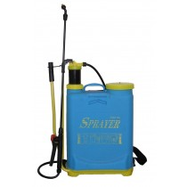 16  LITRE BACK PACK SPRAYER – BLUE                       GW121