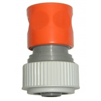 12/19mm PLASTIC HOSE CONNECTOR GW137