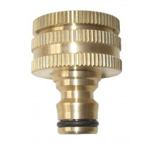 19/25mm BRASS TAP ADAPTOR GW156