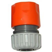19mm MAXI FLOW PLASTIC CONNECTOR GW177