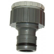 19mm MAXI FLOW PLASTIC TAP ADAPTOR GW179