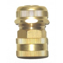 19mm MAXI FLOW BRASS HOSE CONNECTOR GW181