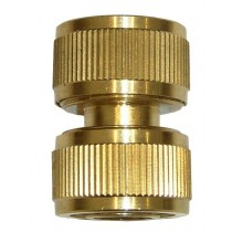 19mm MAXI FLOW BRASS HOSE MENDER GW182