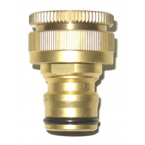 19mm MAXI FLOW BRASS 19mm-25mm TAP ADAPTOR GW185