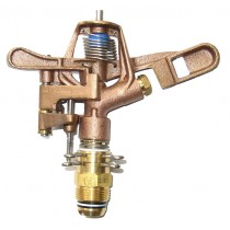 19mm ADJUSTABLE MAXI-FLOW PULSATING SPRINKLER GW259