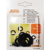 AIFA 7 PIECE WASHER & O RING SET GWA7006
