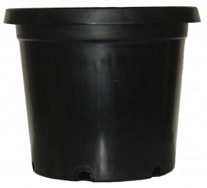 300mm STD BLACK POT GDP106